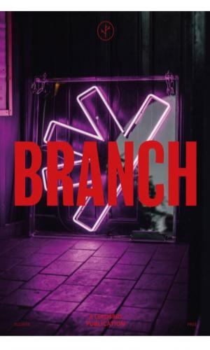 Branch Issue 3 Cover
