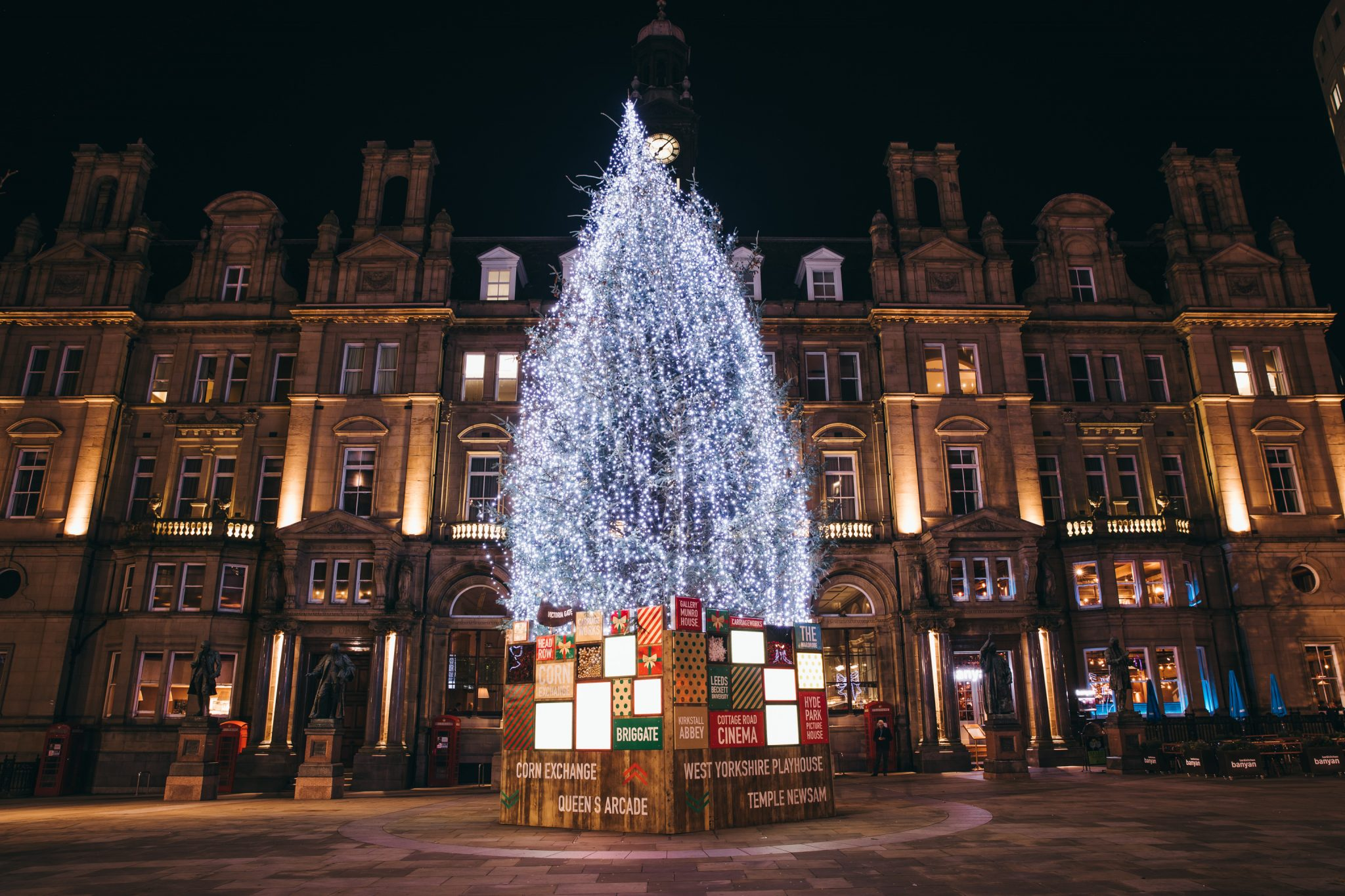 Andrew Cooper: And so this is Christmas… In Leeds