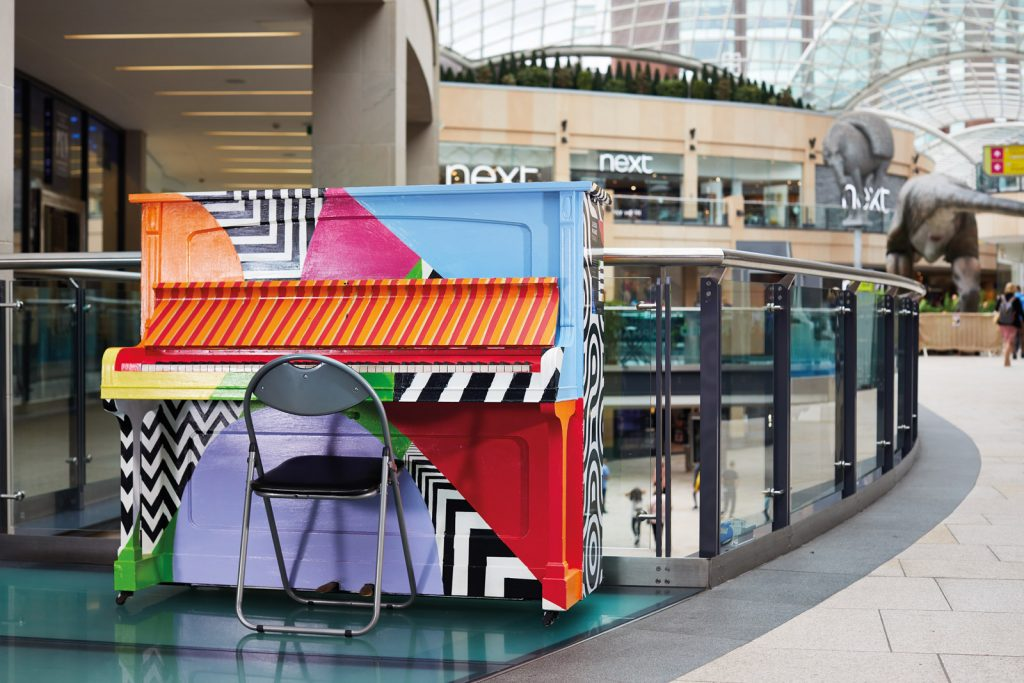 Leeds Piano Trail