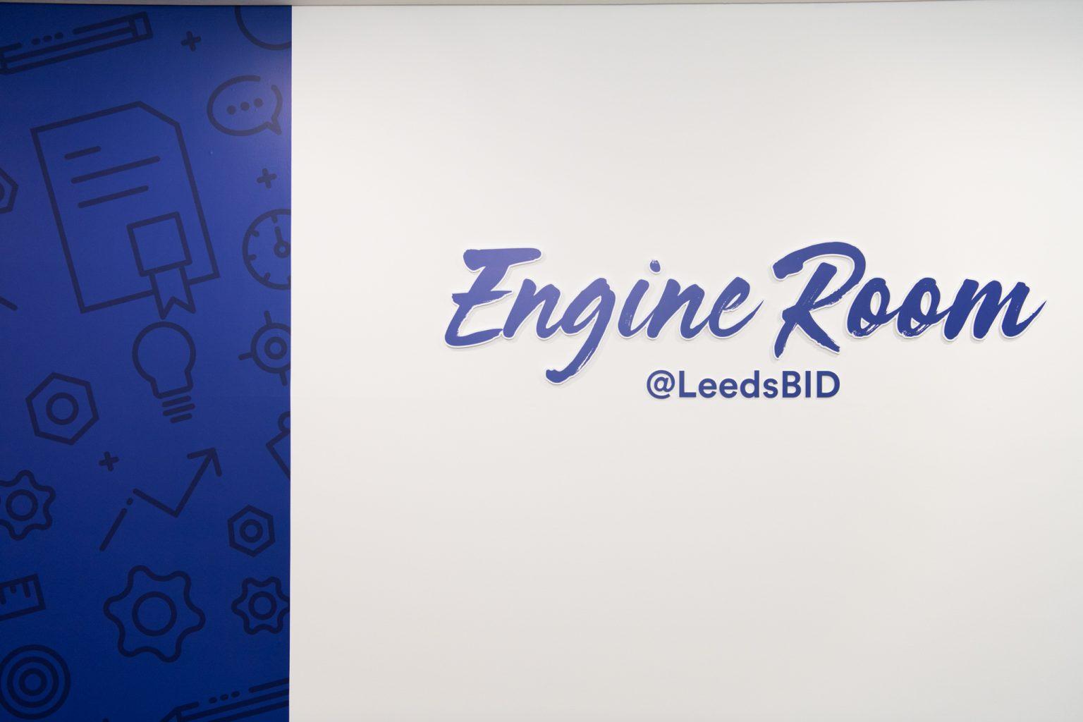 Engine Room @ LeedsBID