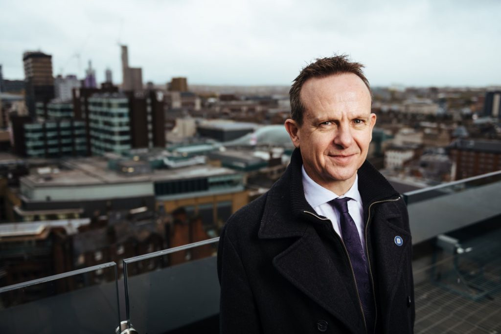 Industry honour for LeedsBID Chief Executive