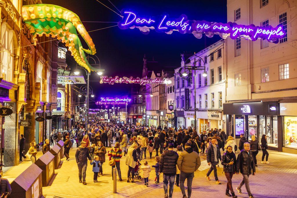 Dear Leeds returns for Light Night Leeds 2021 line-up